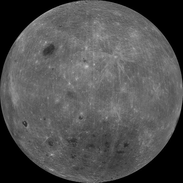 nasa reveals dark side of moon - photo #23
