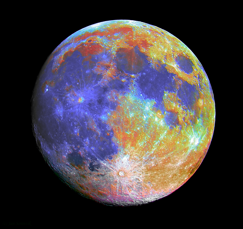Who Built The Moon: Theories Of Our Moon's Origin